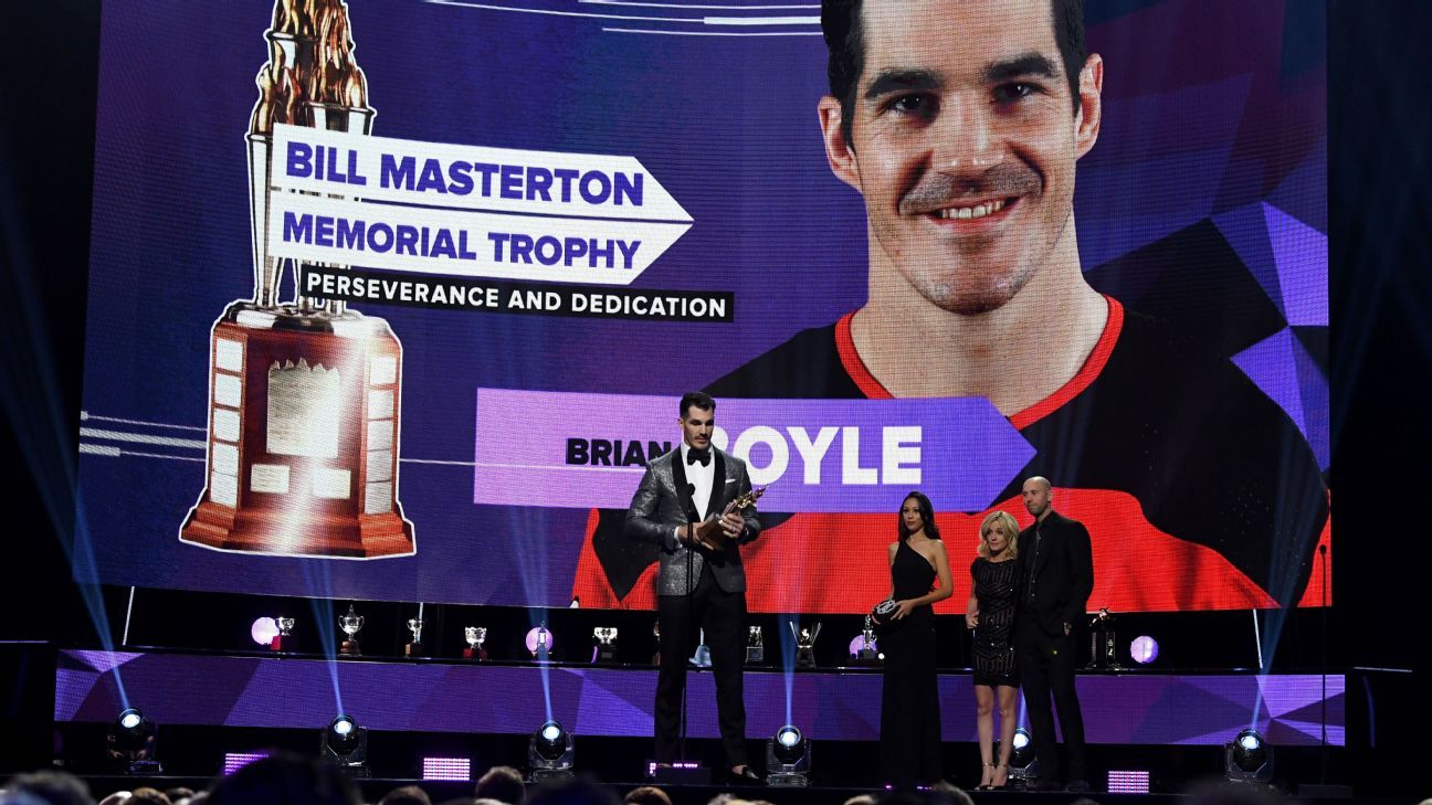 ee96bab9d New Jersey Devils C Brian Boyle says cancer in remission