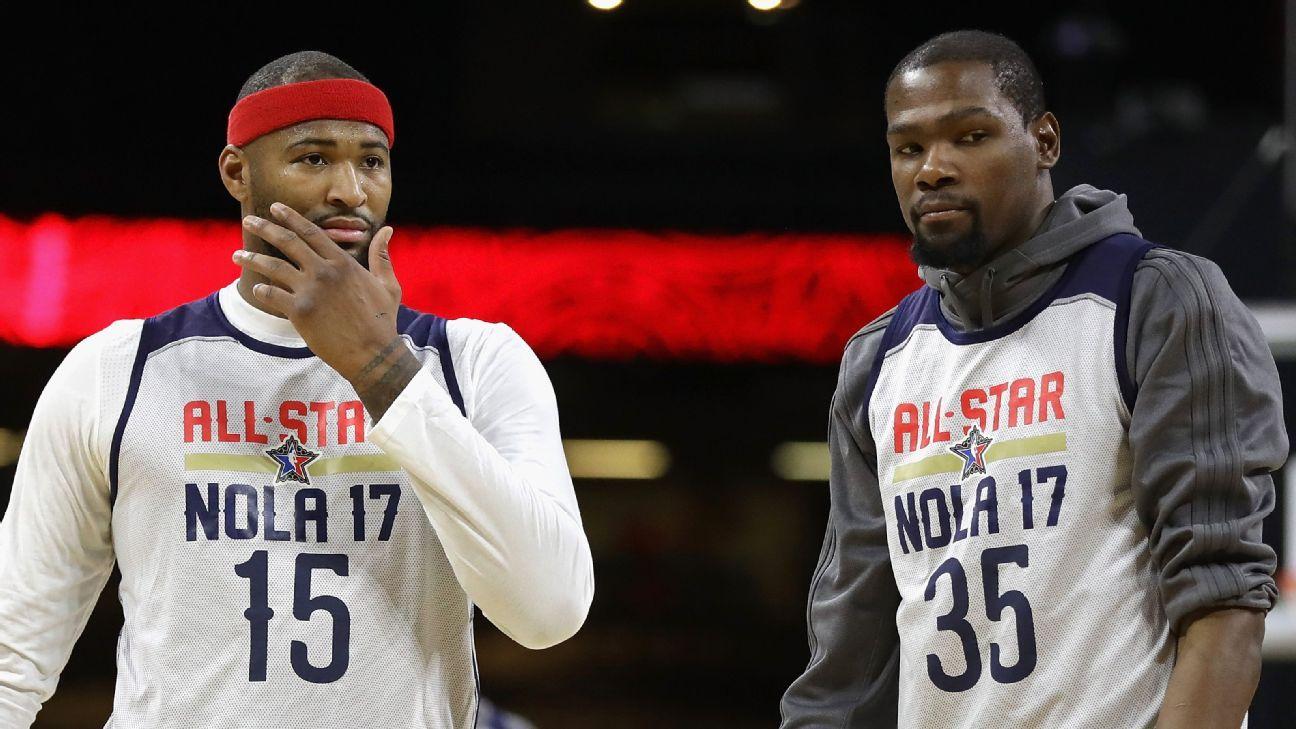 b7704b7fbde6 How much better does DeMarcus Cousins make the Golden State Warriors  - NBA