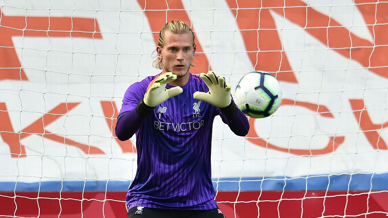 35821b3d5 Is there any future for Loris Karius at Liverpool after his nightmare