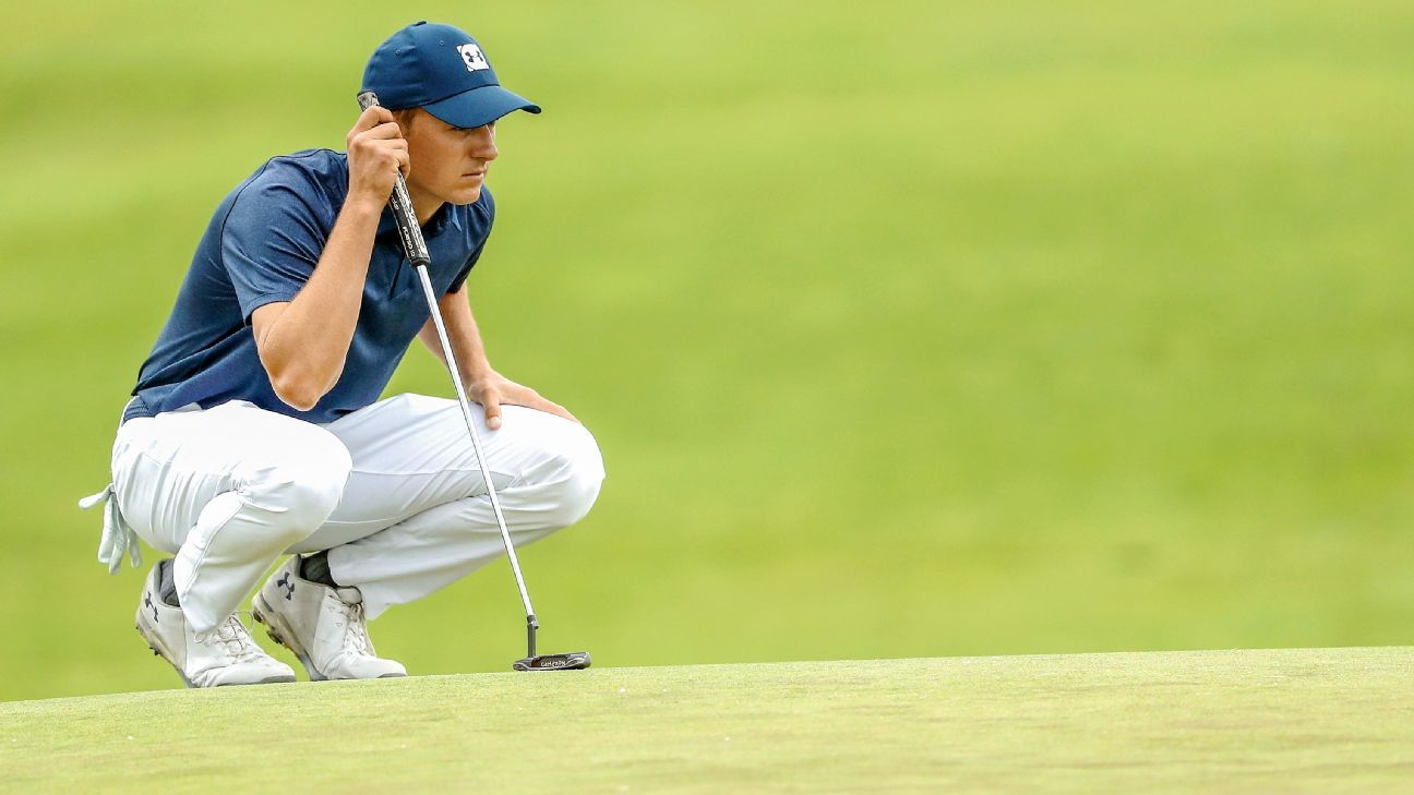 841599adf Jordan Spieth has struggled since the last Open Championship can he  discover the lost magic