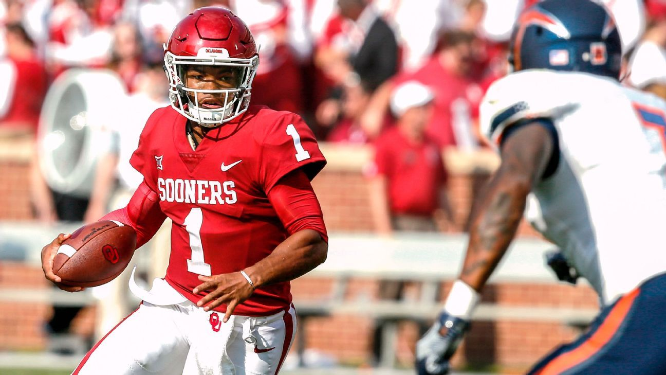 Oklahoma Sooners top Big 12 preseason Power Rankings 994ff6bb8