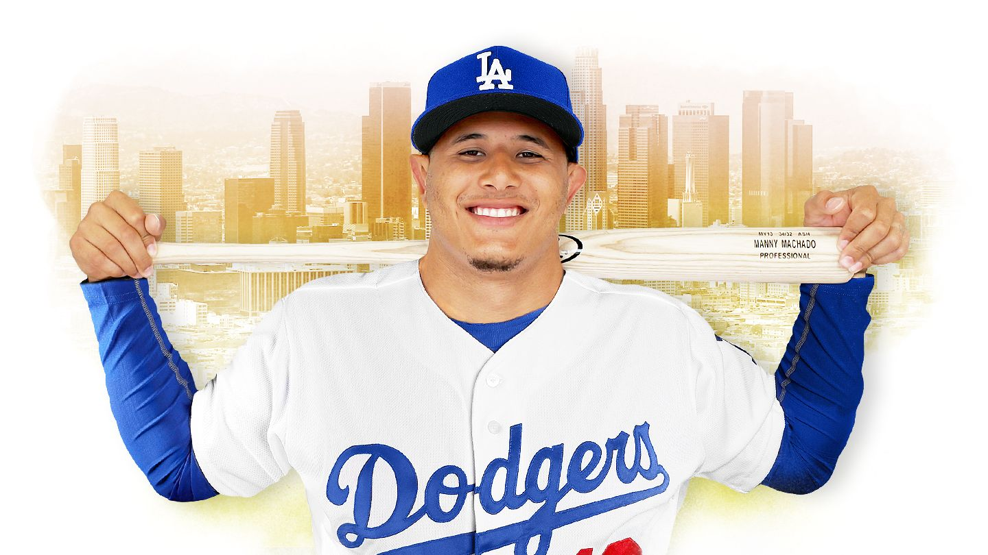 Baltimore Orioles Trade Manny Machado To Los Angeles Dodgers For  Prospects