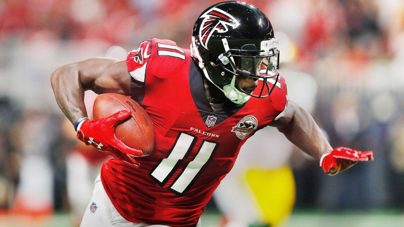 41d65635ccd Why Falcons are in tough spot with Julio Jones