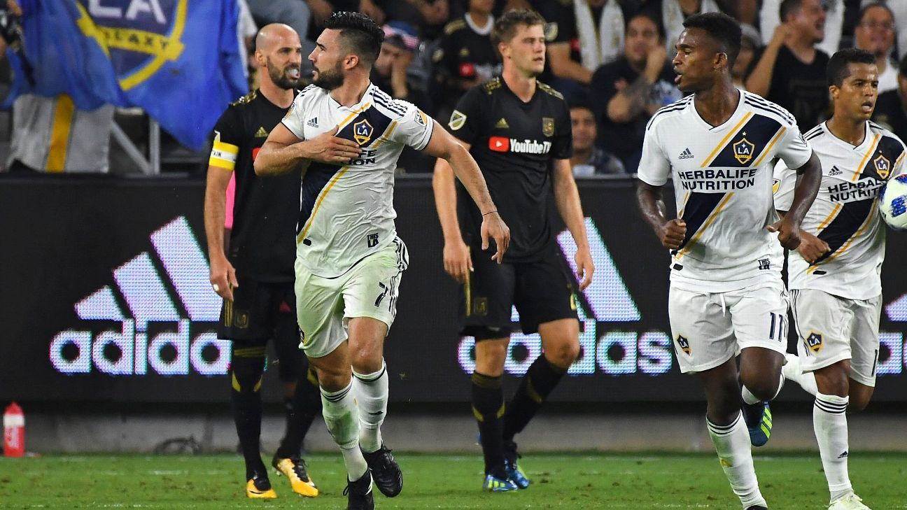 bfa34d885 LA Galaxy and LAFC finally give City of Angels a true soccer rivalry