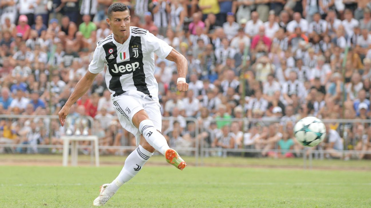 24226210f Cristiano Ronaldo s first Juve appearance in traditional friendly a  contrast to mega-money arrival