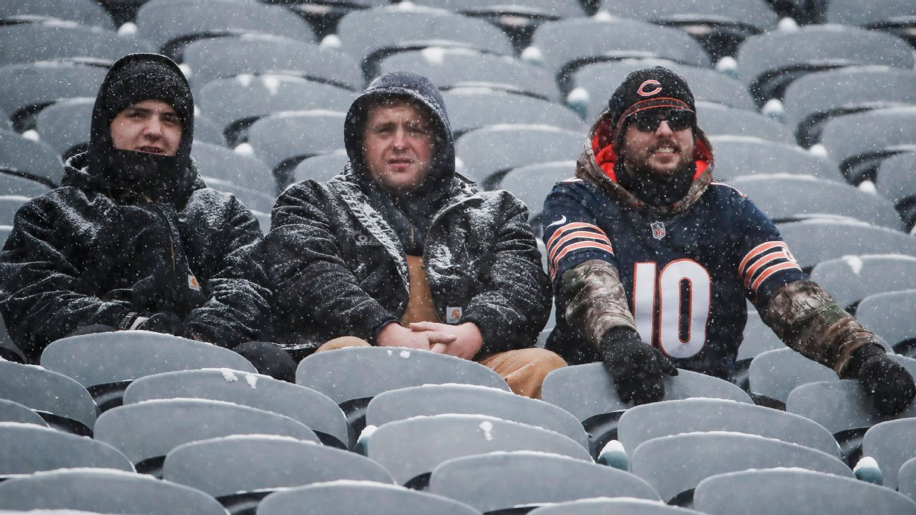 Ranking the most miserable fan bases in the NFL 5ed13f3e5