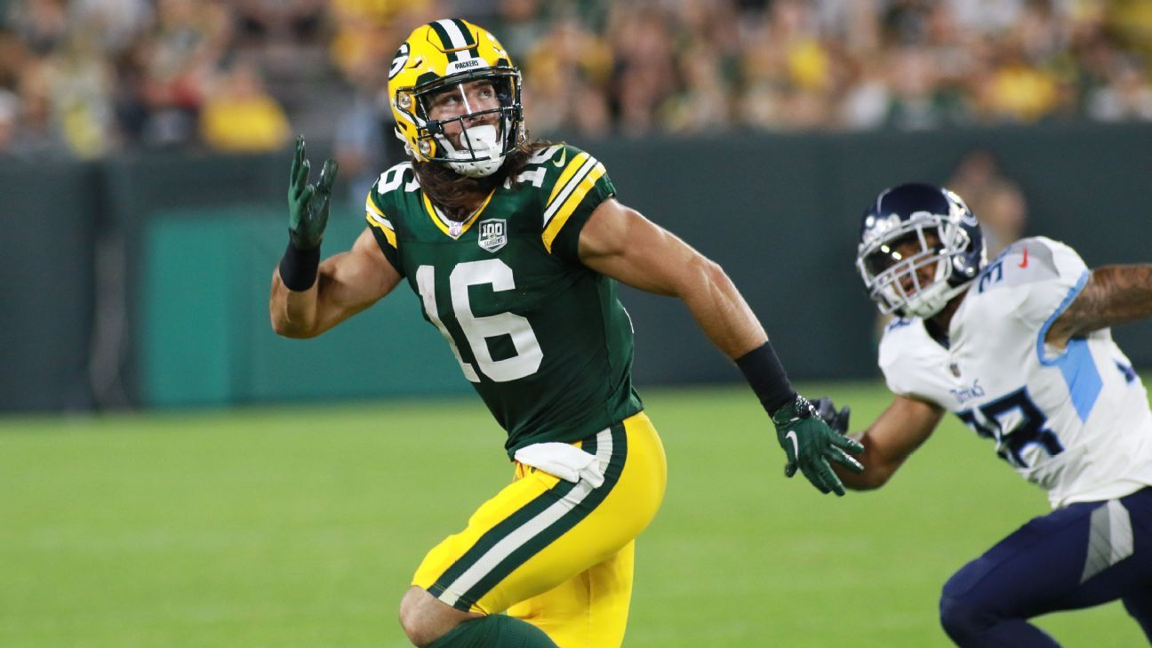 No regrets, but still no game action for Packers' Jake ...