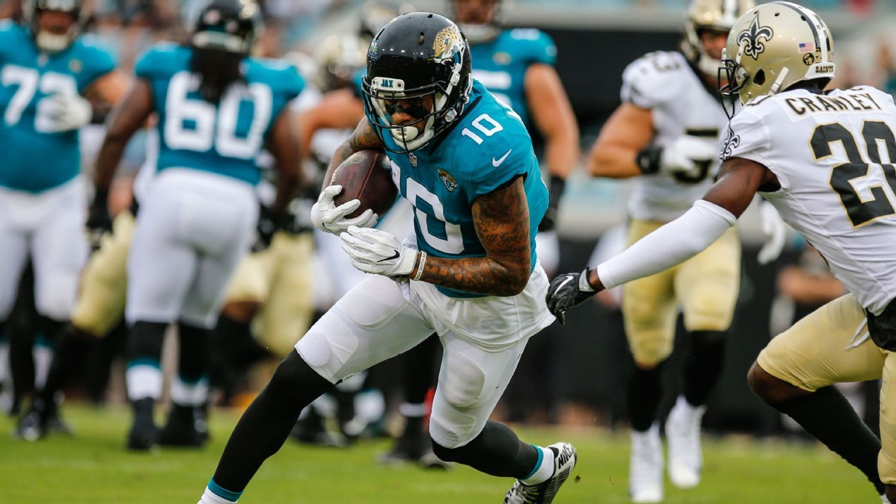 Jaguars must rely on WR Donte Moncrief with Marqise Lee out - Jacksonville  Jaguars Blog- ESPN a3d40f335