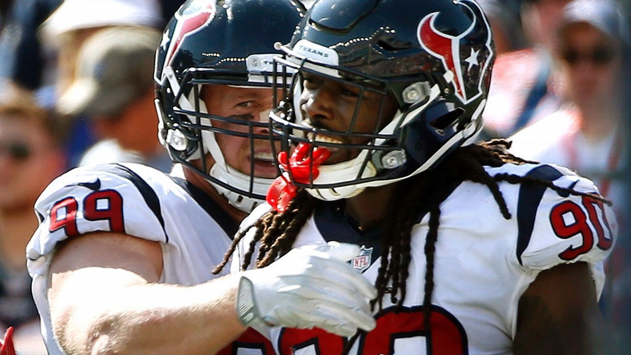 d04c66eee Jadeveon Clowney worthy of more than just franchise tag to Texans - Houston  Texans Blog- ESPN