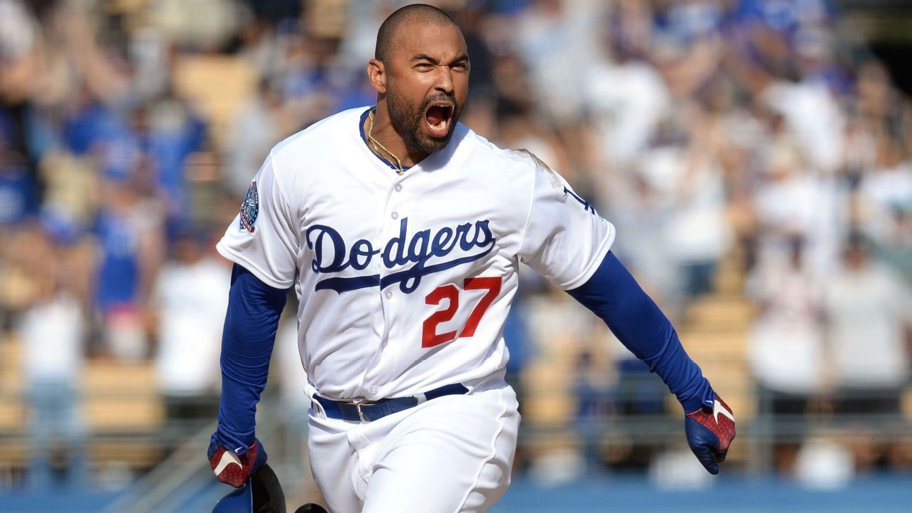 MLB -- Matt Kemp saved Los Angeles Dodgers' season