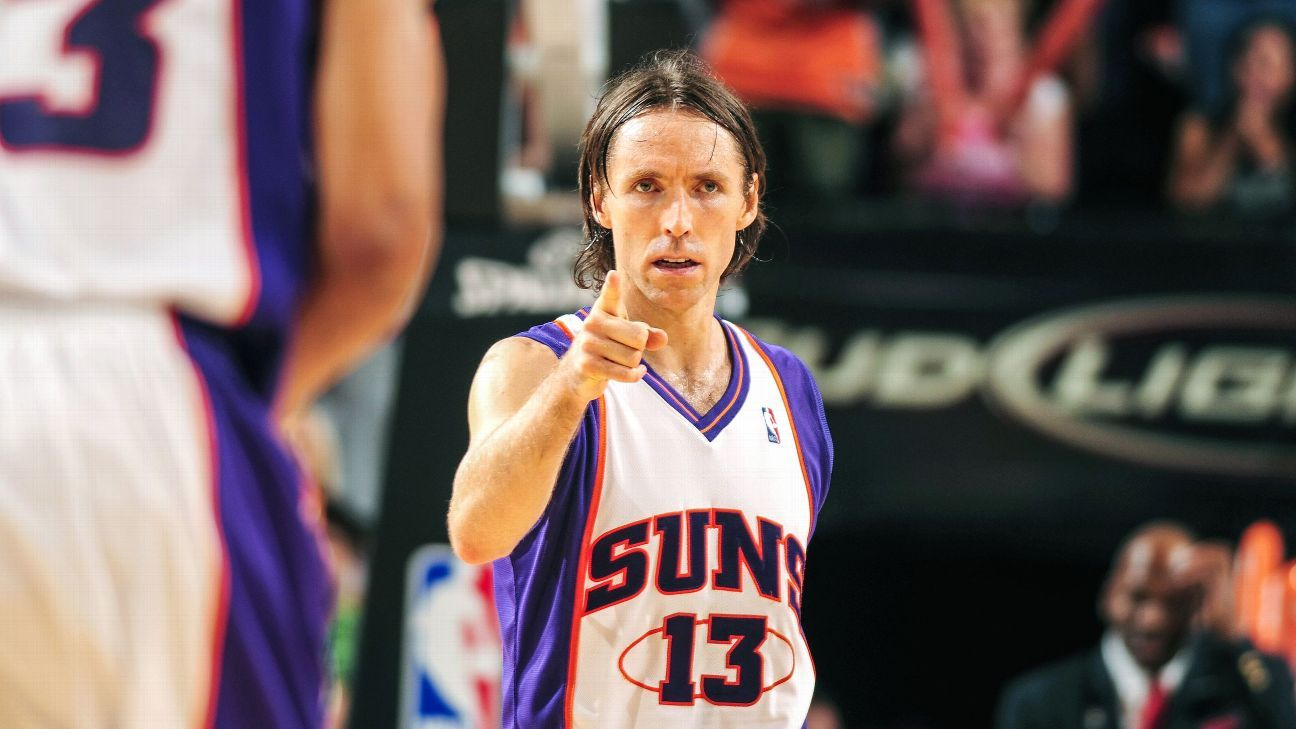 803bfccb4b72 What if Basketball Hall of Famer Steve Nash had flipped his pass-first