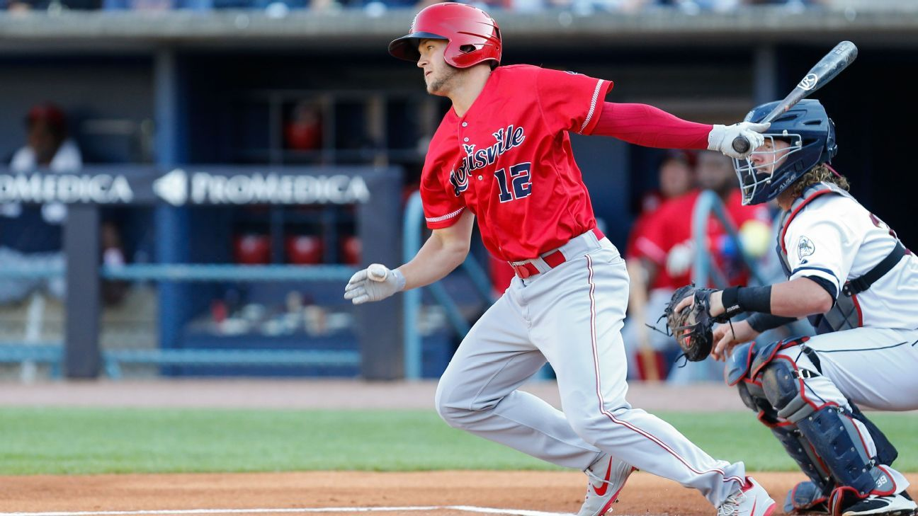 The Reds sent Nick Senzel, their top prospect, to the minor leagues on Friday -- and the decision did not sit well with Joel Wolfe, Senzel's agent.