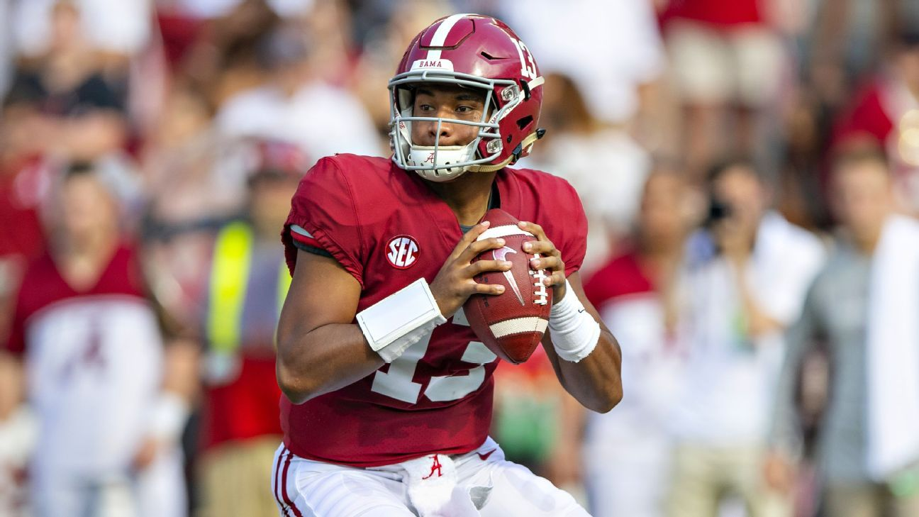 College football - Why Las Vegas bookmakers believe this Alabama