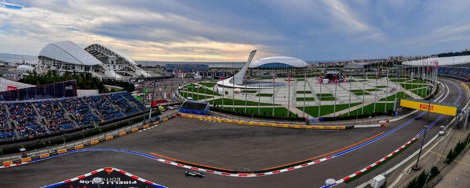 Russian F1 chiefs say race stays despite WADA sanctions