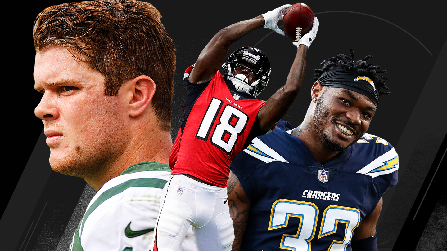 NFL Power Rankings - Standout rookies for all 32 teams 2018 Week 5 4e9092502