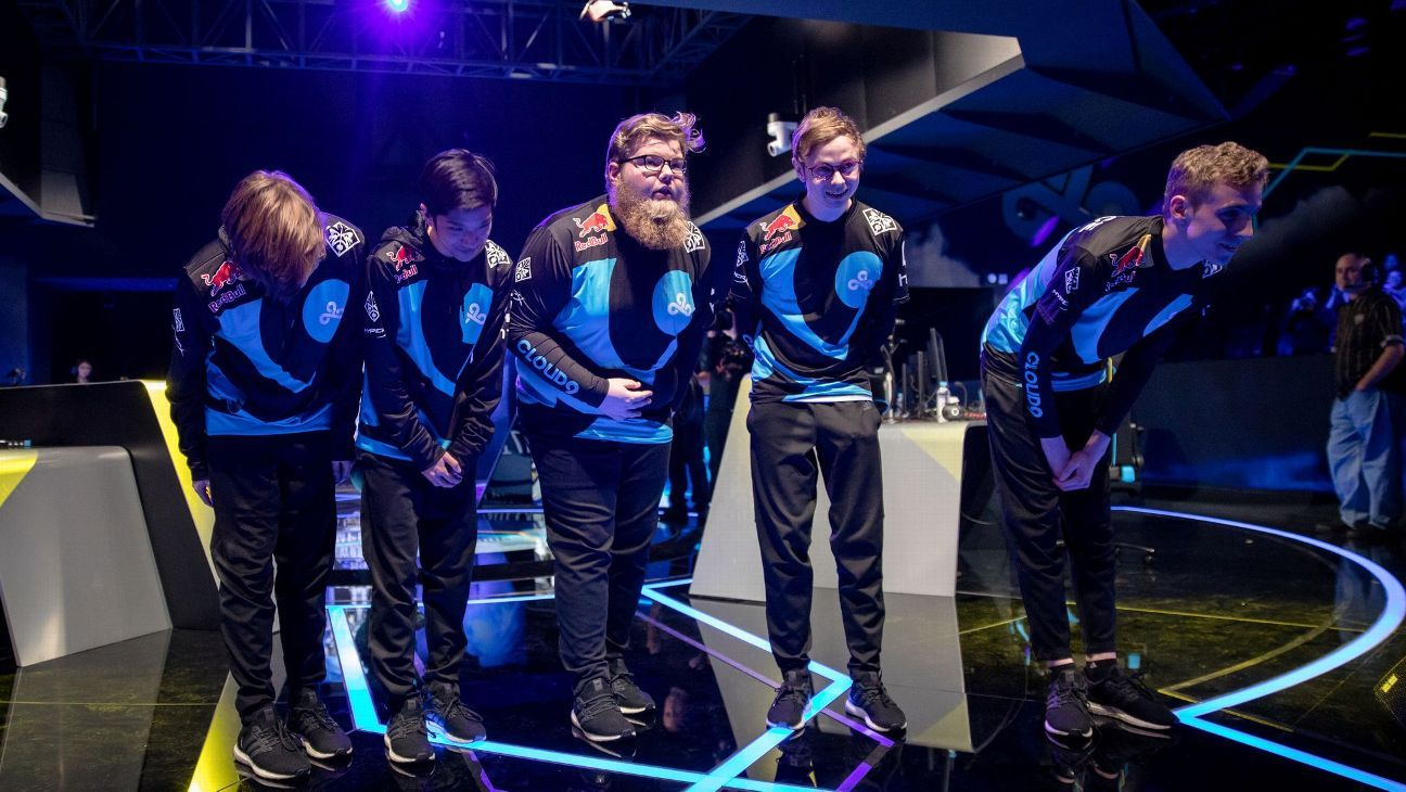 League of Legends World Championship - Cloud9 tested but
