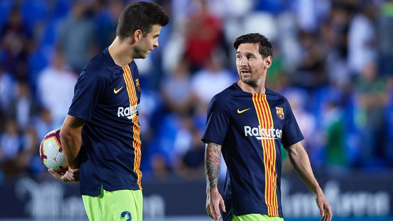 Messi pode deixar Barcelona de graça em 2020 para voltar ao Newell s a6ded9bda1892