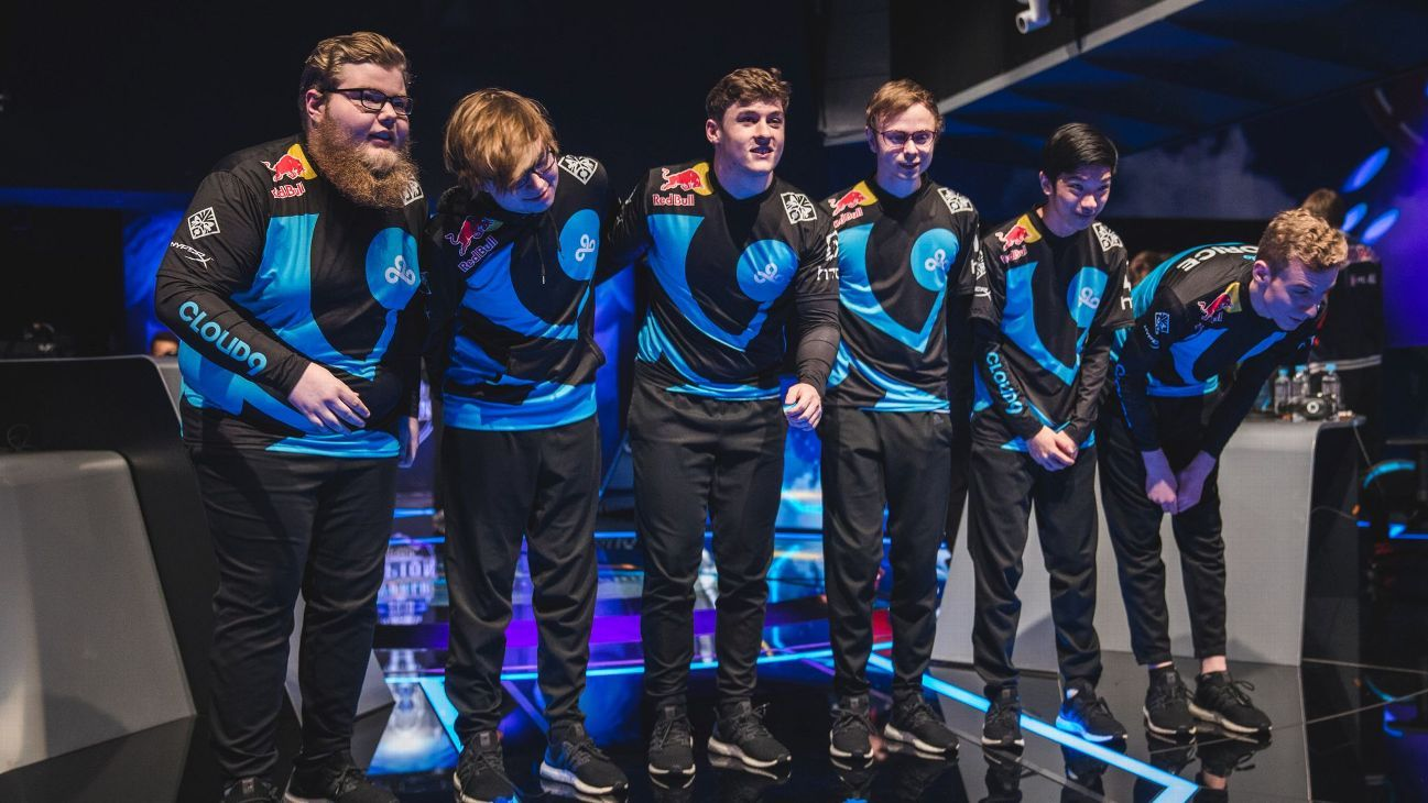 Image result for cloud 9 worlds 2018