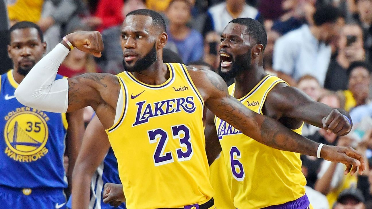 e282dd2bbda Burning questions for the 2018-19 NBA season - Los Angeles Lakers