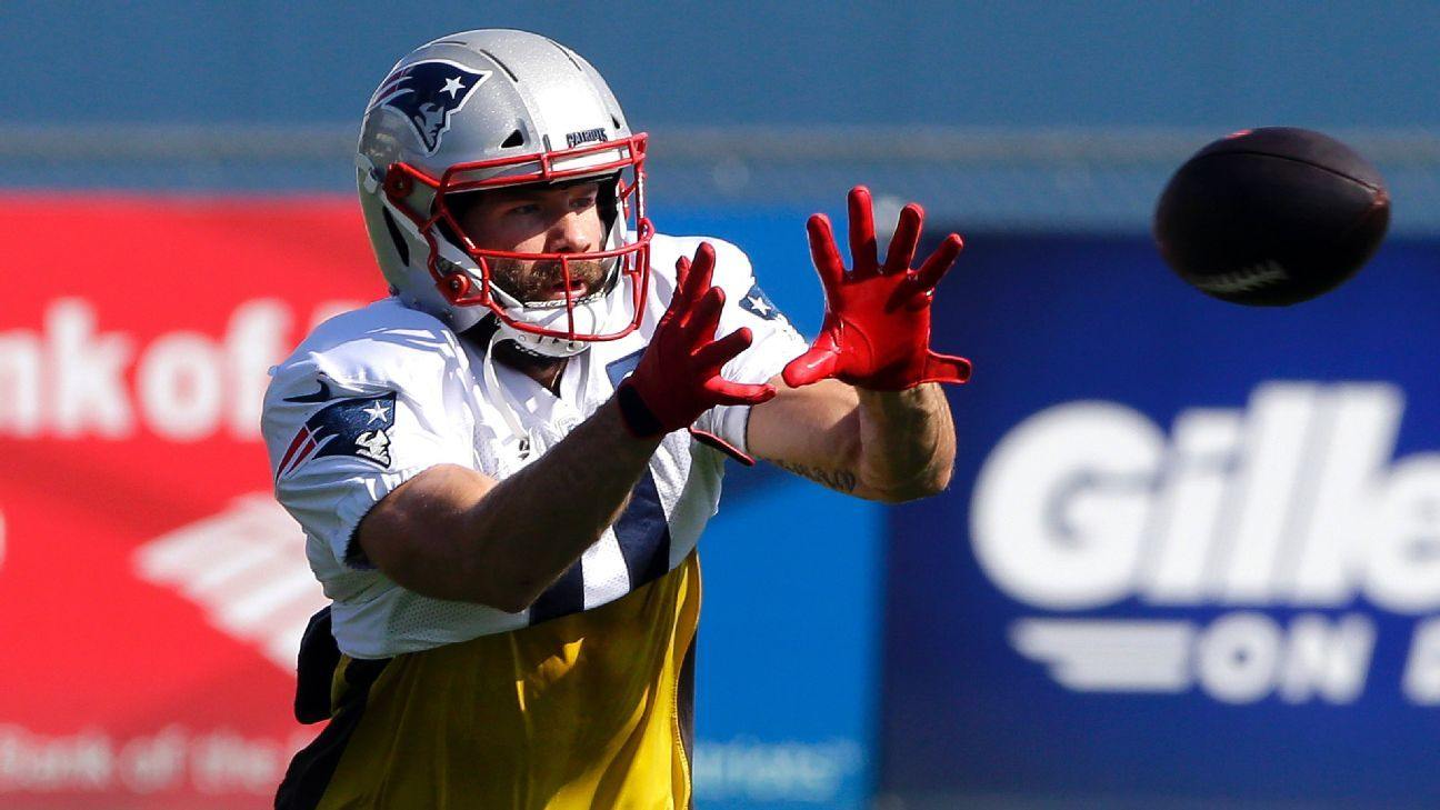 How Patriots WR Julian Edelman stayed sharp during his suspension
