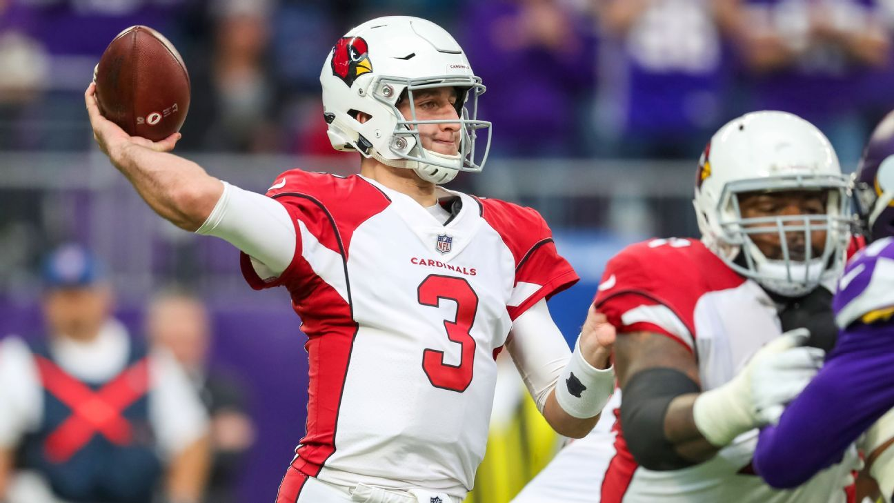 QB Rosen: Uncertainty with Cardinals 'annoying'