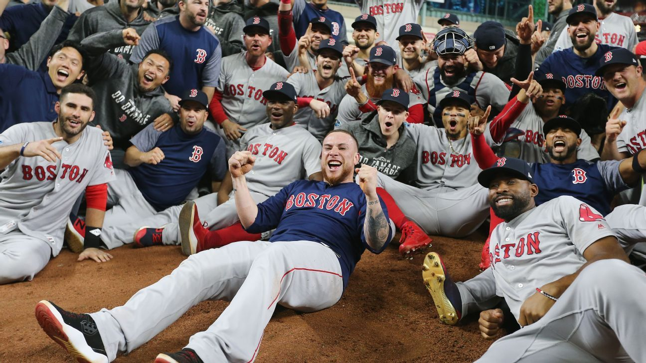 5b721e52 Three reasons the Red Sox will beat the Dodgers in the World Series