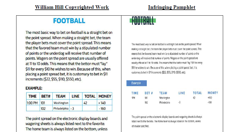 Flipboard: Bookmaker William Hill suing FanDuel for lifting