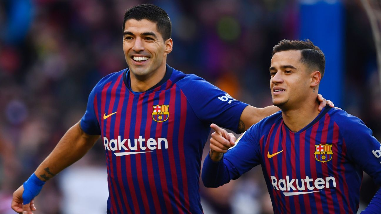 1567e78a310 Barcelona vs. Real Madrid - Football Match Report - October 28