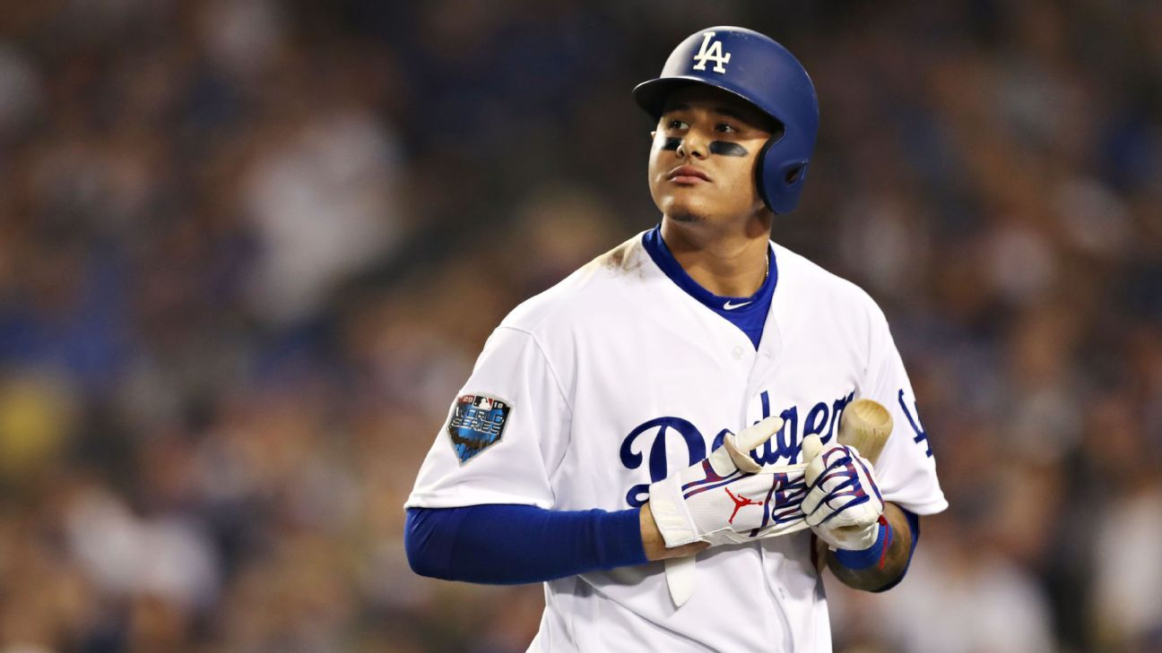 5a375af2b MLB -- The future is uncertain for Manny Machado in L.A.