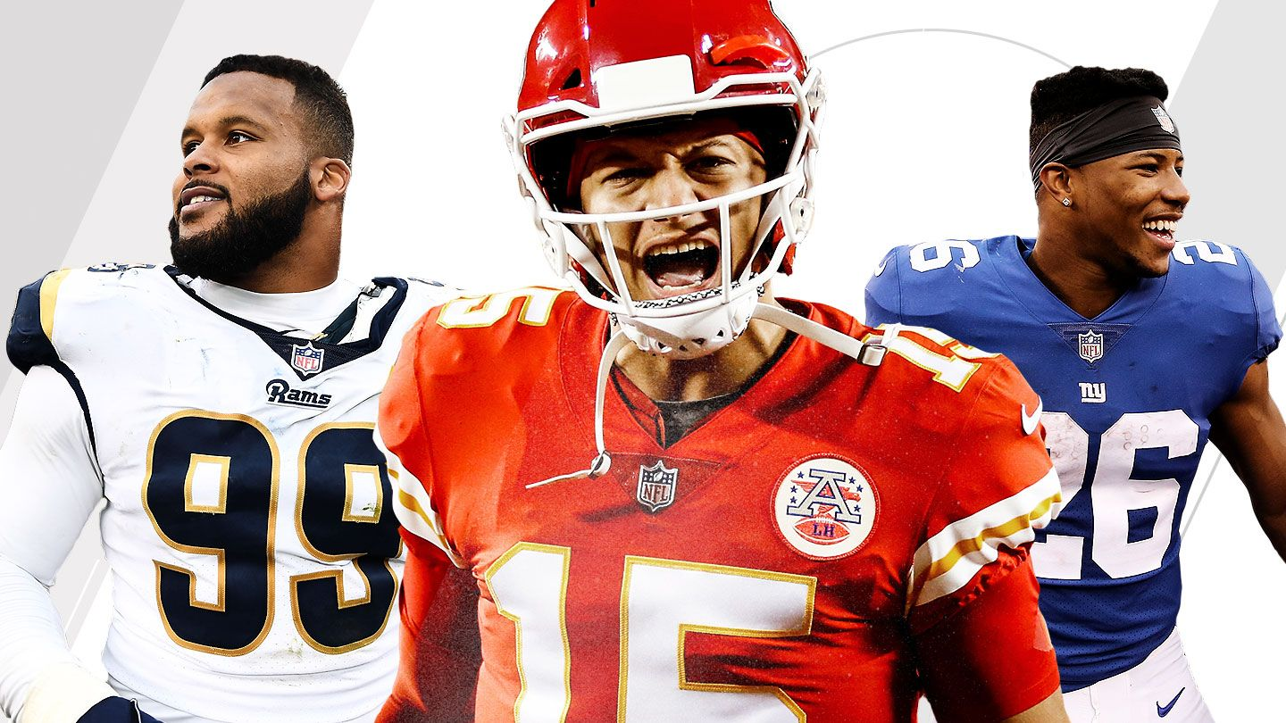 2960a4d8fe3 NFL - MVP, Honors poll after Week 9 of the 2018 season