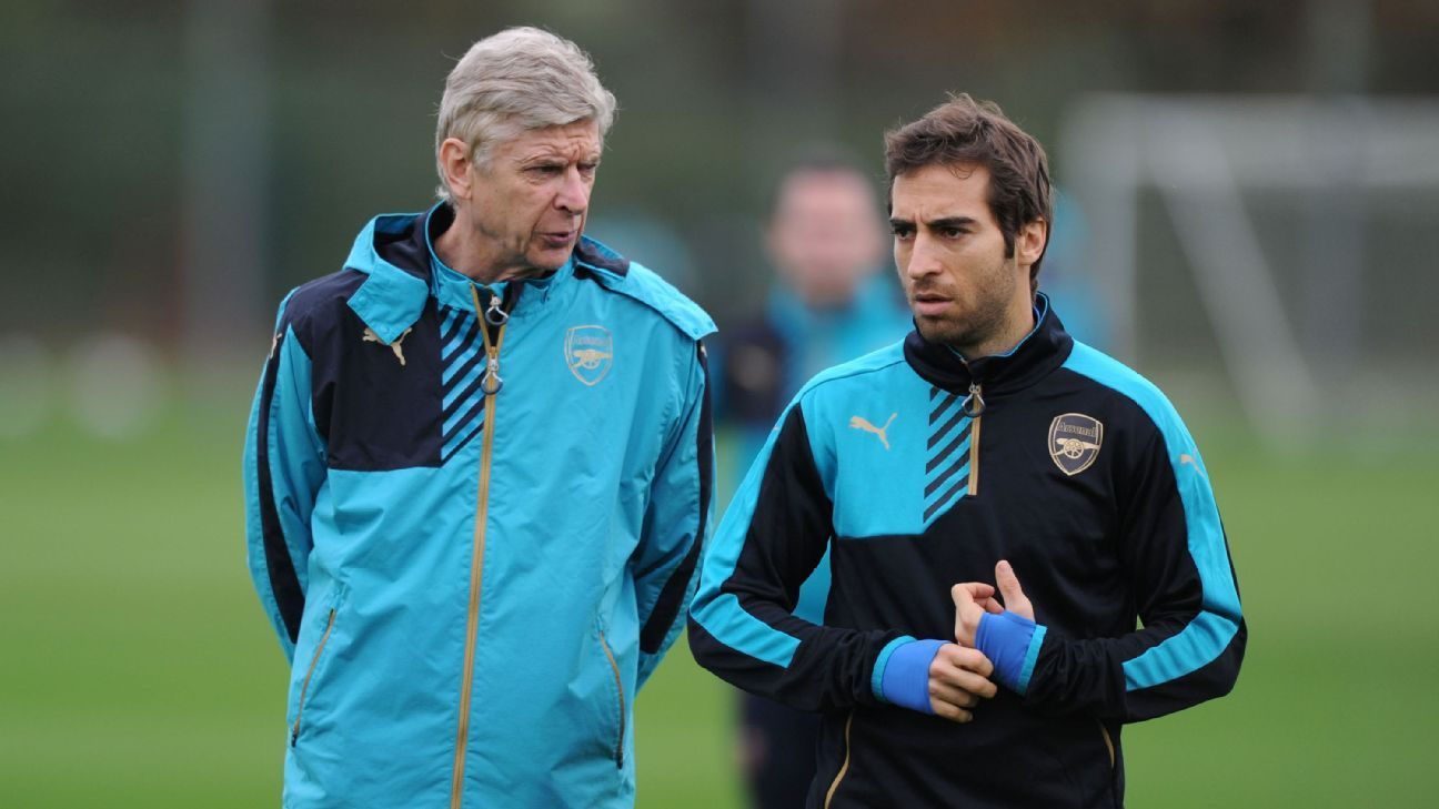 Arsene Wenger would be 'great' for AC Milan - Ex-Arsenal midfielder Mathieu Flamini