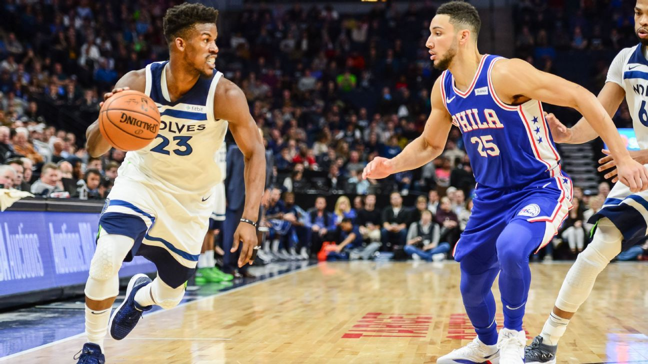 a7c686c68 Why Jimmy Butler may not solve the Philadelphia 76ers  biggest problem - NBA