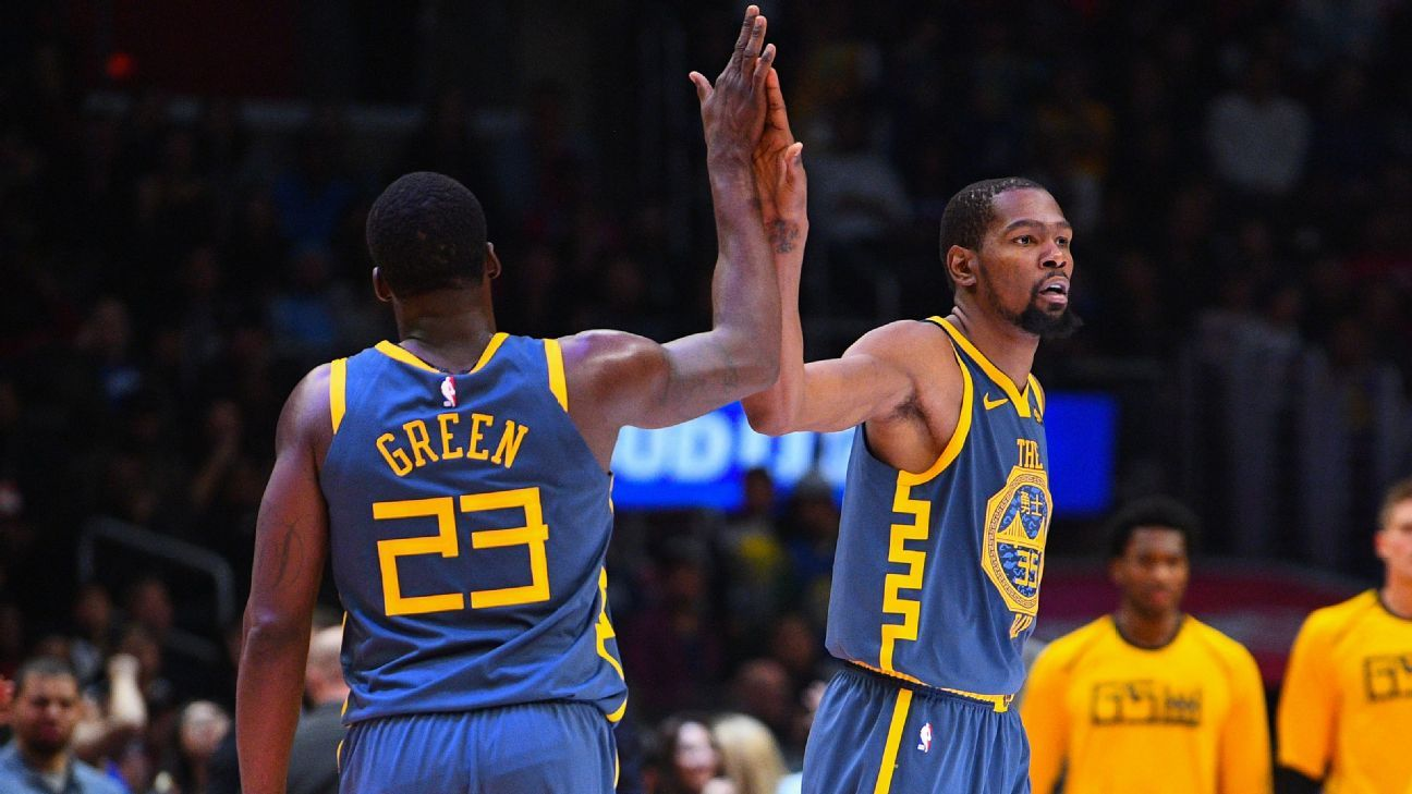 b81d9f6d000 Draymond Green believes argument with Kevin Durant could galvanize Golden  State Warriors