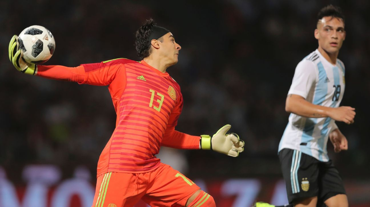a55eeee753e Mexico can't reach its potential until more players follow Guillermo Ochoa's  footsteps in Europe