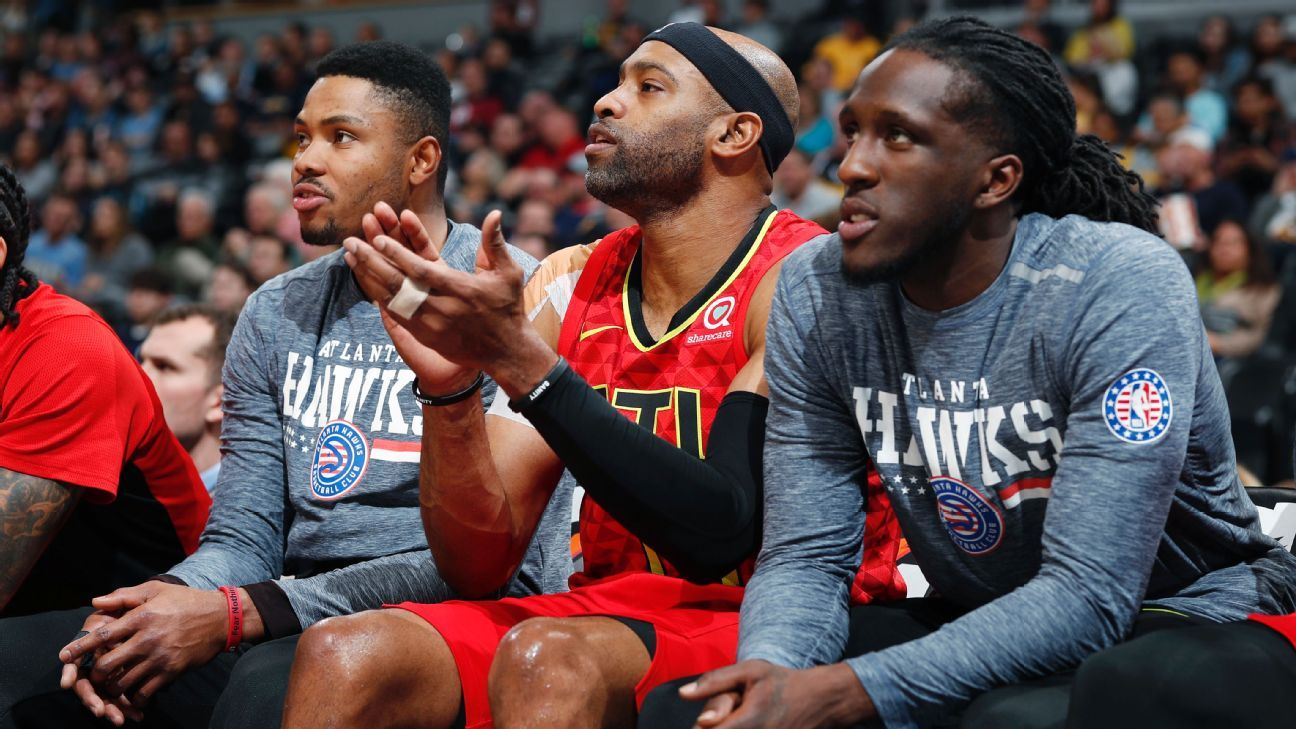 Fantasy basketball -- Several Atlanta Hawks among top ...