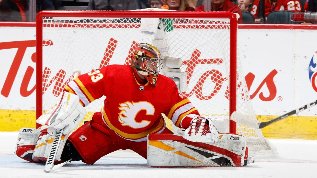 Fantasy hockey - Forecaster for the week of Oct. 14-20