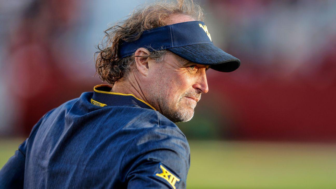 West Virginia's Dana Holgorsen is more than a quirky coach