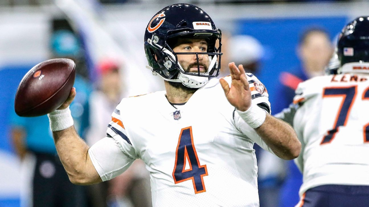 07afa48f1a3 Chase Daniel's experience pays dividends for Chicago Bears - Chicago Bears  Blog- ESPN