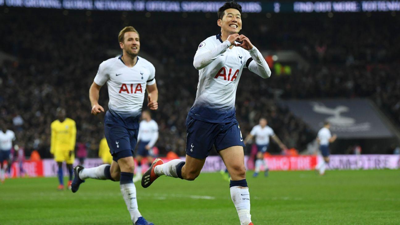 Tottenham Hotspur Vs Chelsea Football Match Summary November   Espn