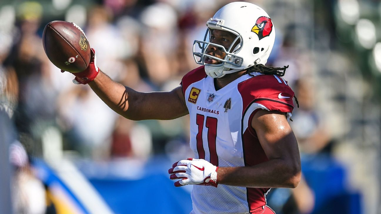 Cardinals wide receiver Larry Fitzgerald still has not made a decision about whether to return for a 16th NFL season.