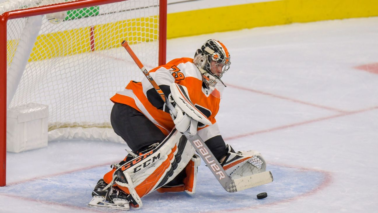 Wysh List: Carter Hart and ranking every Flyers goalie ever
