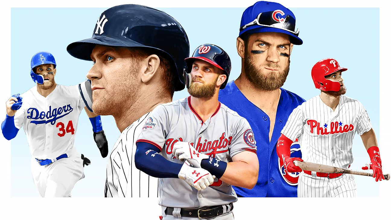 hot sale online ed042 913a2 Choose Your Own Adventure, Bryce Harper edition