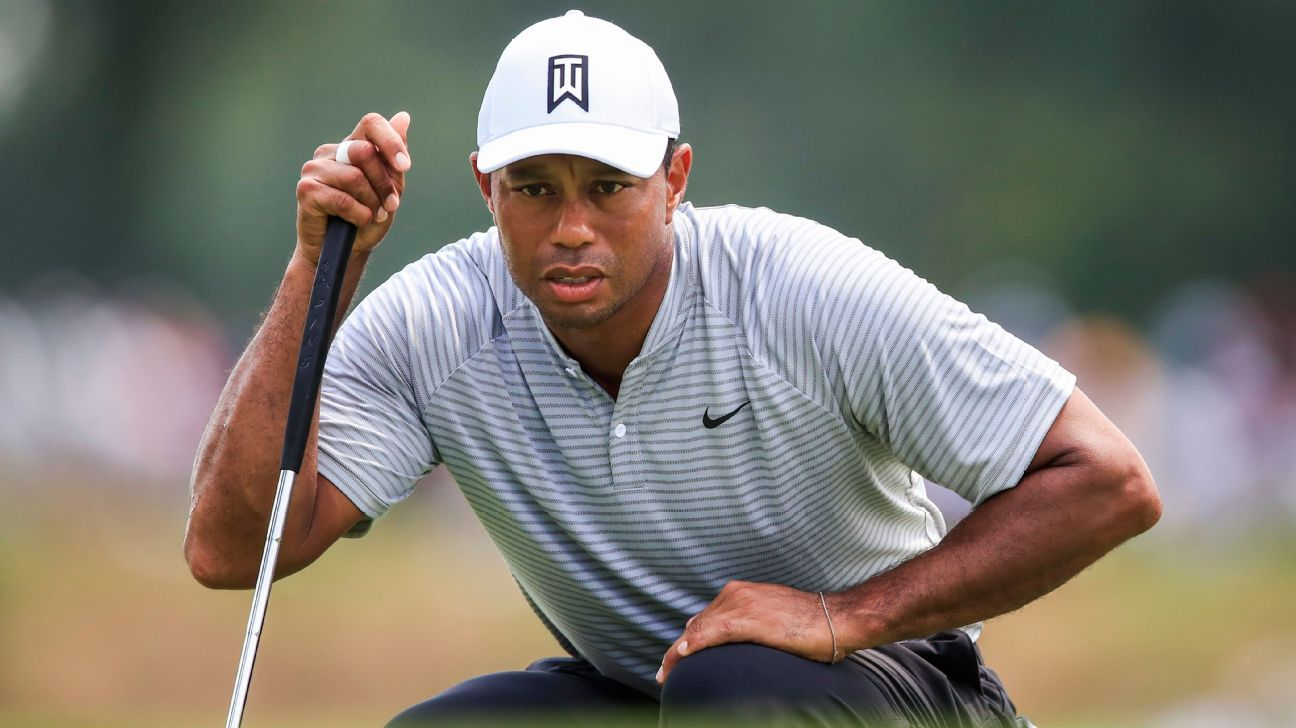 acd9d20511514 Tiger Woods to make 2019 debut in Farmers Insurance Open at Torrey Pines