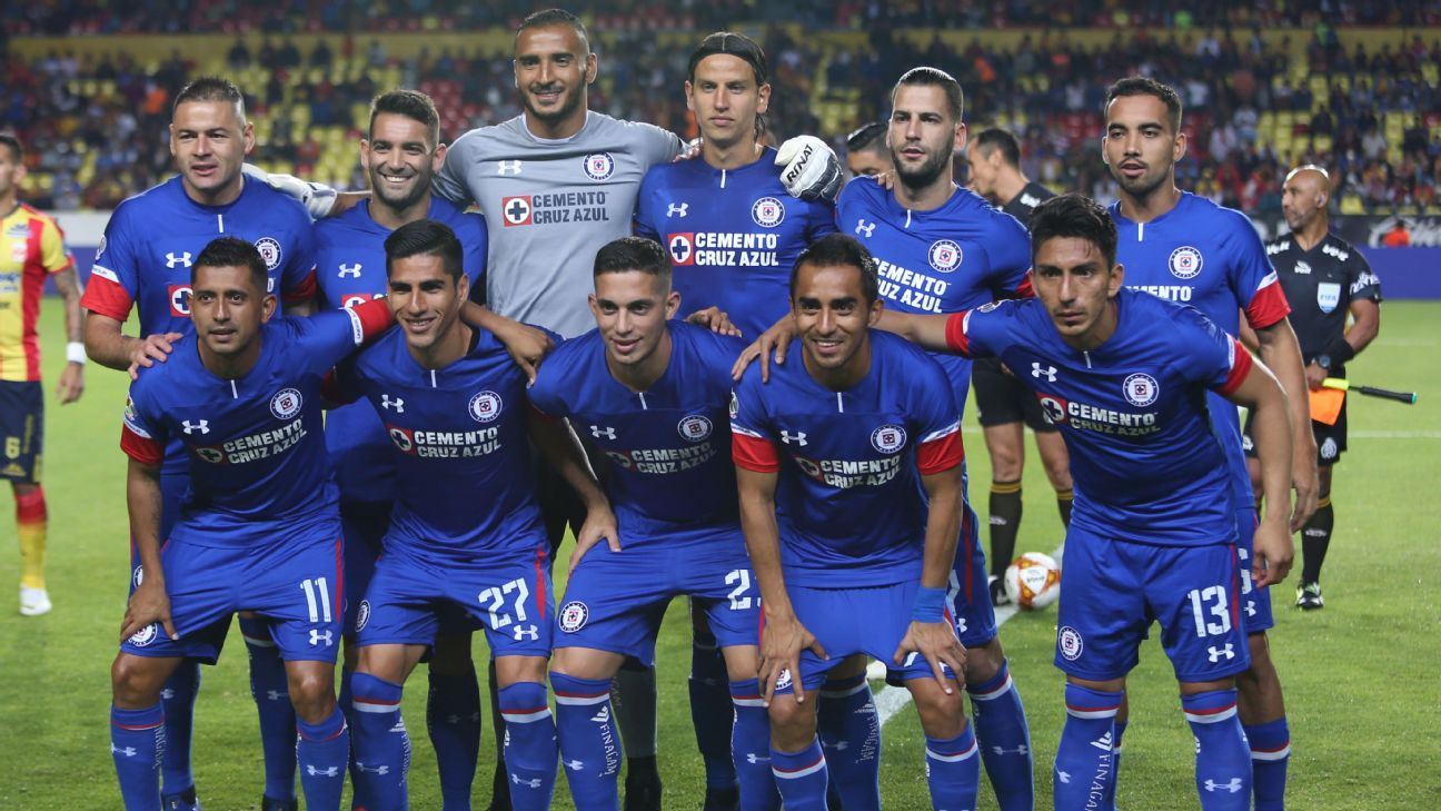 Cruz Azul sets historical record of consecutive wins in Mexico