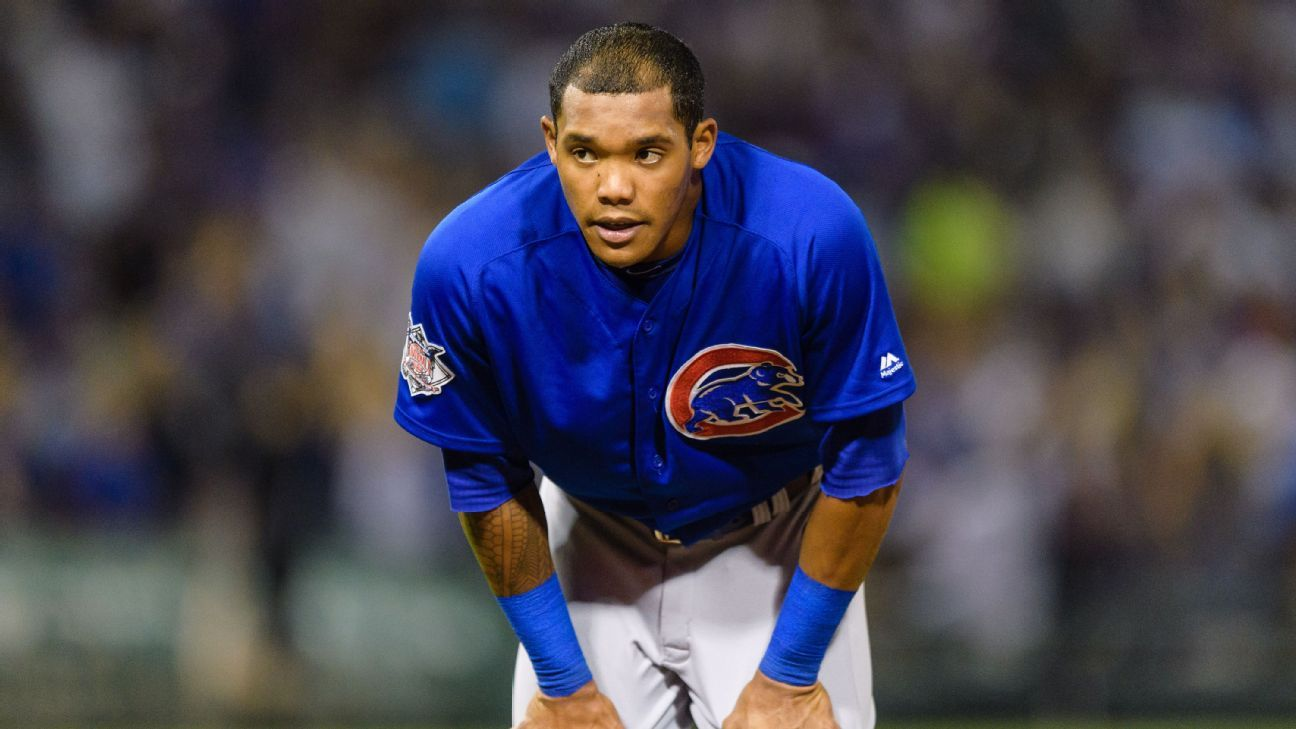 Cubs sign suspended SS Addison Russell for below market value