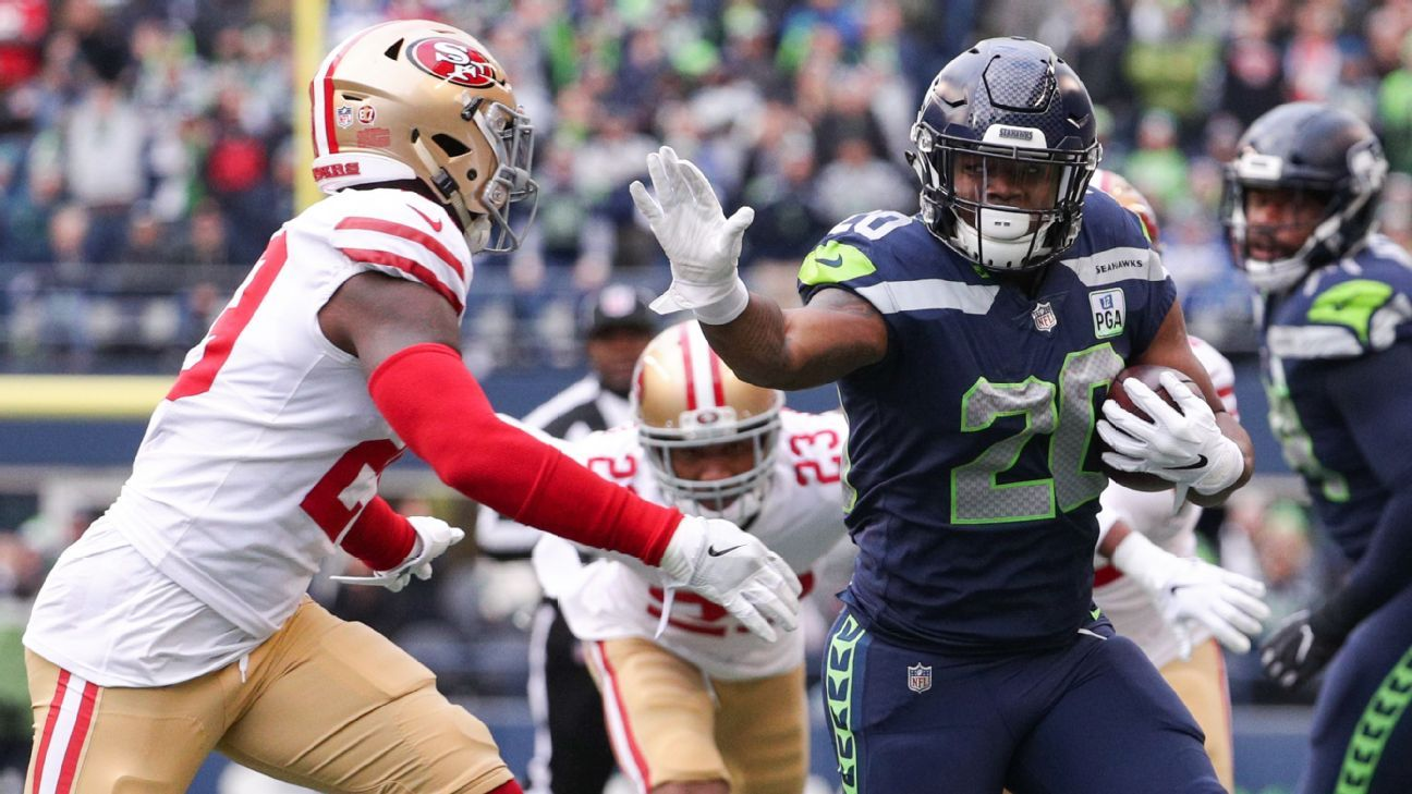 What s next for Seahawks  Rashaad Penny after muted rookie season  -  Seattle Seahawks Blog- ESPN 9d3fb63fc