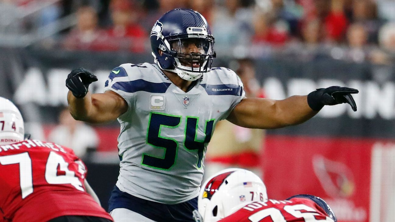 Bobby Wagner will be present for the Seattle Seahawks' voluntary offseason program but he doesn't plan to participate.