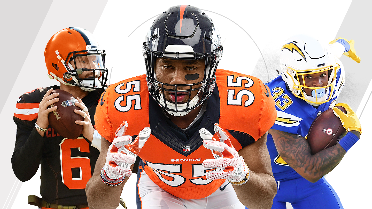 Our picks for rookies of the year and the league s all-rookie team - NFL  Nation- ESPN 3edf26e67