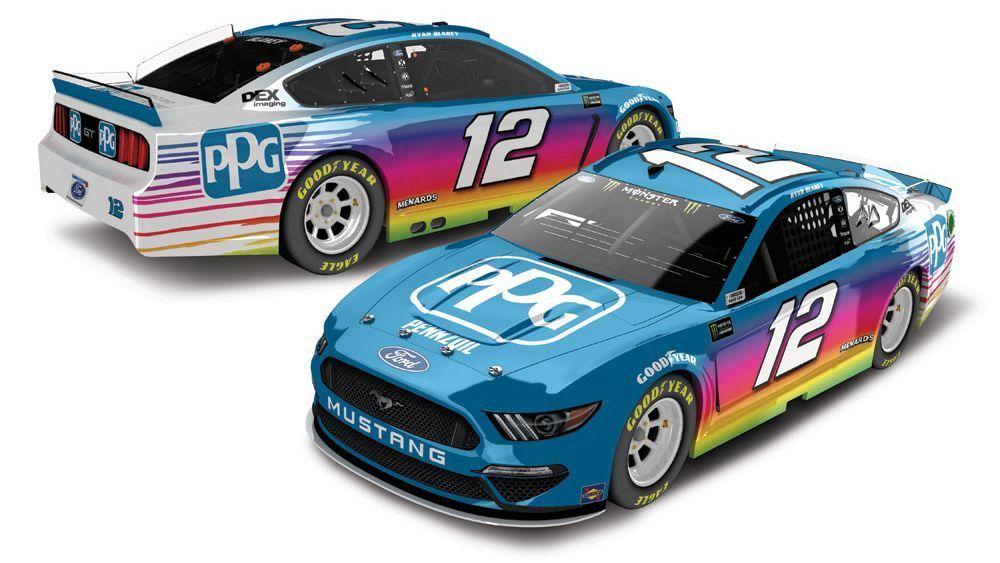 2019 NASCAR Cup Series Paint Schemes