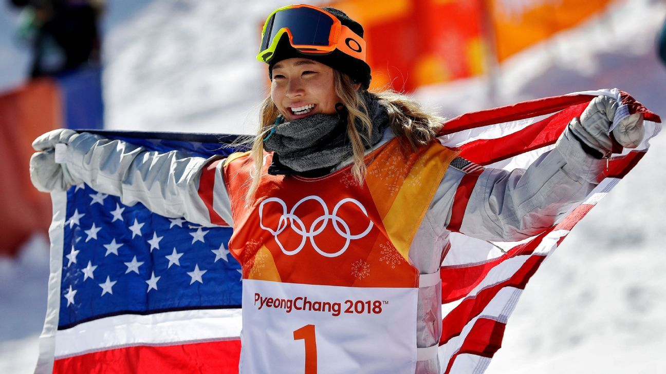 Olympic gold medalist Chloe Kim shares her experiences with anti-Asian hate